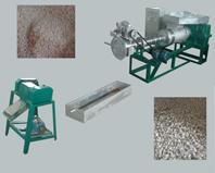 EPE foam recycling and pelleting machine Manufactures