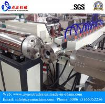PVC Fiber Reinforced Spiral Hose/pipe Extruder Machinery