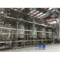 Stainless Steel Food Processing Equipment Stability For Coconut Meat Manufactures