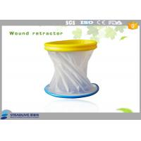 Easy Use Retractors Surgical Instruments , Surgical Wound Protector For Caesarean Operation Manufactures