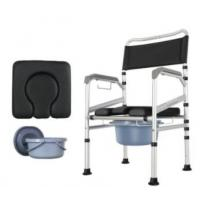 Wholesale luxury disabled comfortable adjust bath shower commode chair Manufactures