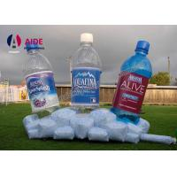 China OEM Customed Inflatable Wine Bottle / Inflatable Replicas Model For Advertising on sale