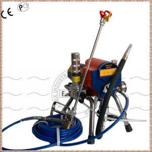 High Pressure Graco Airless Paint Sprayer Machine 1.3KW 220 Volt Electricity