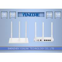 300Mbps 5dBi 11n Wireless Router , High Gain MIMO Antenna 2T2R 802.11 Wifi Router Manufactures