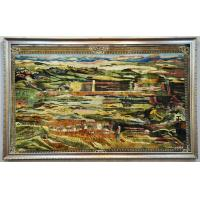 China 100% Hand Knotted Silk Rug on sale