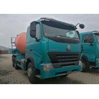 Large Capacity Concrete Mixer Truck For Construction Site SINOTRUK HOWO A7 Manufactures