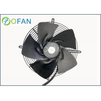 High Speed EC Axial Fan Impeller Blower AC-DC Transformation Circuit Manufactures