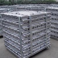 Aluminum Ingots with 99.9% Purity, Used in Industrial Chemical Raw Material Manufactures