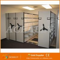 School /Office Furniture Mobile Shelving Storage System Manufactures