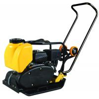 China 60KG Reversible Vibratory Plate Compactor / Asphalt Plate Compactor For Pavers on sale
