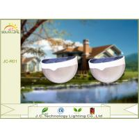 White 20LM IP55 Waterproof Westinghouse Solar Lights For Villa / Garden / Outdoor Manufactures