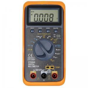 China DT82040 Auto Range Digital Multimeter on sale