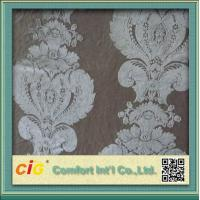 China Fashion Unique Design Modern Curtain Fabric , Wholesale Curtain Fabric Shrink-Resistant on sale