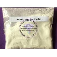 Oral & Injectable Anabolic Steroid Hormones Anastrozole Arimidex For Bodybuilding Supplement Manufactures