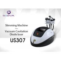 China Ultrasound Cavitation Vacuum Slimming Machine Rf Beauty Instrument Air Cooling System on sale