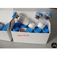 High Purity HGH Fragment , Growth Hormone Releasing Peptide Muscle Building CAS