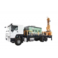Buy cheap CSD200A Full Hydraulic Truck Mounted Water Well Drilling Rig from wholesalers