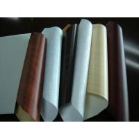 Buy cheap Woodgrain Decorative PVC Film from wholesalers