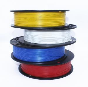 China Factory produce 900meters spool PE coated wire ties, plastic twist ties on sale