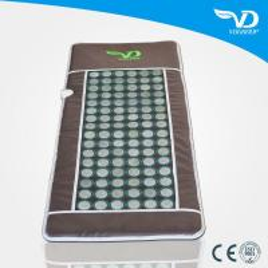Portable Infrared Jade Stone Heating Massage Mattress Manufactures