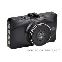 HD Vehicle Security Camera , Rear View Mirror Dash Cam AVI File Format Manufactures