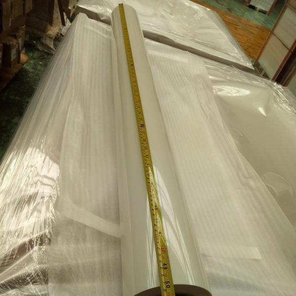 Quality ECO-solvent printing PET backlit film for sale