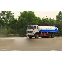 Road Water Spray Truck 20CBM With Air Conditioner Manufactures