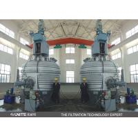 Auto 3 in 1agitated nutsche filter  drying cleaning equipment Manufactures
