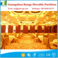 Cheap Interior Position / Finished Surface Movable Partition Walls MDF + Aluminum for sale