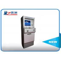 China 42 Inch advertising software free standing kiosk hotel lobby kiosk 500cd/m2 on sale
