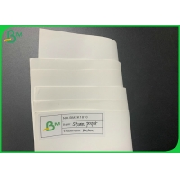 168g Printable Stone Paper For Disposable Packaging Box Waterproof 700 X 1000mm