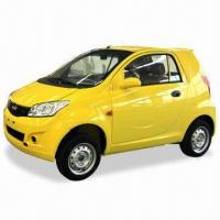 Buy cheap EEC Electric Car with 10kW AC Motor, 85kph Maximum Speed and 140km Running from wholesalers