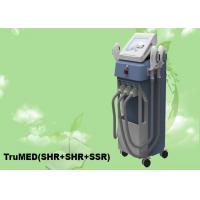 SSR IPL 950nm SHR Hair Removal Machine 3 Handles Painless Beauty Manufactures
