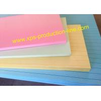 Cheap Customized High Strength Extruded Polystyrene XPS Foam Board for Thermal Resistance for sale