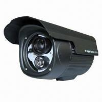1/3-inch Super HAD CCD 2 Pieces LED Array Camera/Surveillance Waterproof IR Camera Manufactures