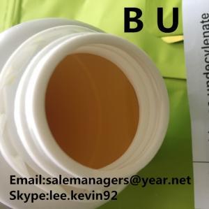 BU Boldenone Undecylenate Oily Liquid Steroids Raws Powder CAS 13103-34-9 Manufactures
