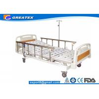 ISO CE Certified Romote Control 3 Function Bariatric Electric Hospital Bed For Elderly Manufactures