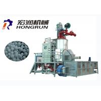 Batch Type EPS Block Moulding Machine Anti Corrosion Easy Operation Manufactures