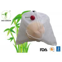Highly Absorb Organic Bamboo Nursing Pads Laminated PUL / Absorb Microfiber Manufactures