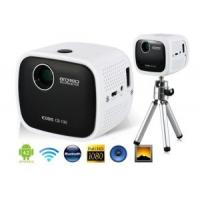 Fashion Home Theater Android 4.2 Dual Core Portable Wireless Smart Mini Projector Manufactures