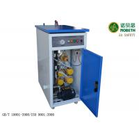 6kw Vertical Low Pressure Steam Generator Electric Fuel Water Tube Structure