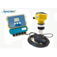 Open Channel Non Contact Ultrasonic Flow Meter For River / Channel Flow Measurement Manufactures