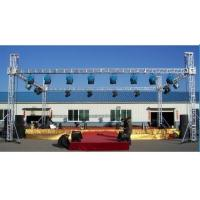 Ceremonies Ladder Mini Aluminum Stage Truss Non - Toxic For Small Project Events Manufactures