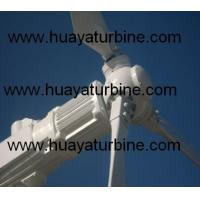 5kw wind turbine on/off grid working system Manufactures