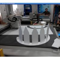 Quality POP foam board display CNC Cutting Equipment production machine for sale