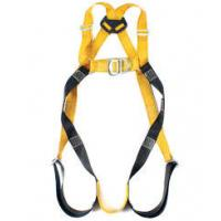 Safety Full Body Harness Fall Restraint Systems Customized Color For Climbing Manufactures