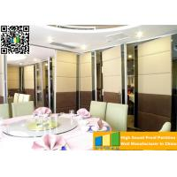 Cheap Aluminium Wall Divider Panels Decorative Wall Partition Temporary Room Dividers for sale