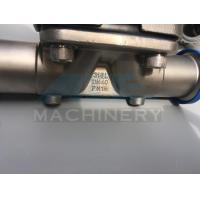 Stainless Steel Manual Type Clamped Diaphragm Valve (ACE-GMF-A7) Manufactures