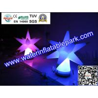 Fashion Inflatable Lighting Decoration With Aufblasbare Rgb-Licht Manufactures
