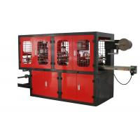 Cheap High Speed Plastic Cover Making Machine Low Noise Environment Friendly for sale